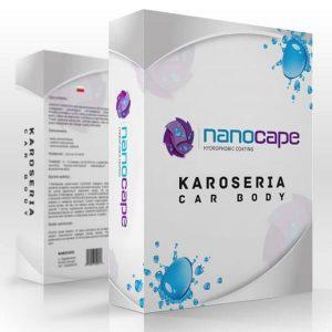 Nanocape powłoka hydrofobowa do karoserii samochodowej