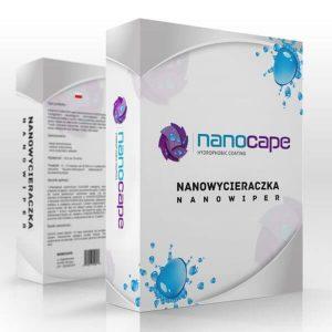 Nanocape Nanowucieraczka niewidzialna wycieraczka do szyb samochodowych