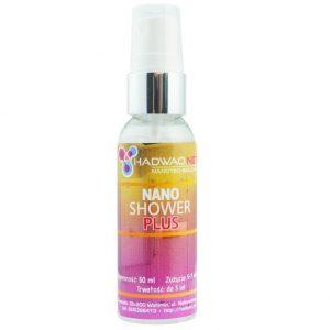Nano Shower Plus hydrofobowy impregnat do kabin prysznicowych ze srebrem