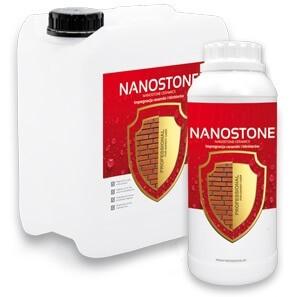 NANOSTONE CERAMICS impregnat krzemianowy do ochrony ceramiki, klinkieru, dachówek