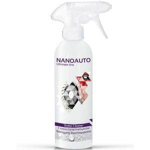 NANOAUTO BRAKE CLEANER preparat do czyszczenia układów hamulcowych i tarcz