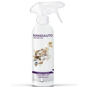 NANOAUTO LEATHER CLEANER preparat do czyszczenia tapicerki skórzanej