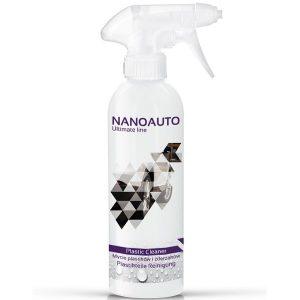 NANOAUTO PLASTIC CLEANER preparat do czyszczenia i konserwacji elementów plastikowych nadwozia