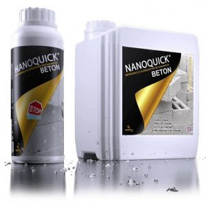NANOQUICK® BETON impregnat do podłoży betonowych i prefabrykatów