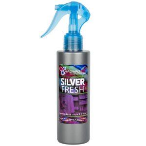 Silver Fresh odświeżacz do powietrza i tkanin i obuwia niwelujący przykre zapachy 200ml