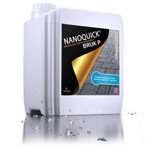 NANOQUICK® BRUK P impregnat do kostki brukowej płukanej (z posypką)
