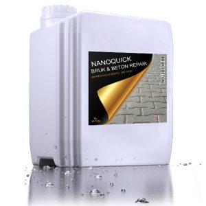 NANOQUICK® BRUK & BETON REPAIR impregnat do kostki brukowej i betonu uzupełniający