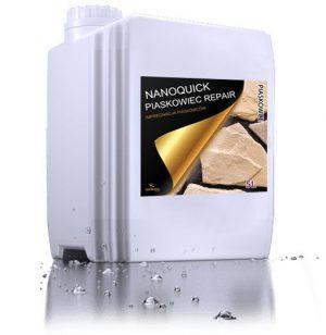 NANOQUICK® PIASKOWIEC impregnat hydrofobowy bezbarwny do piaskowca