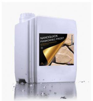 NANOQUICK® PIASKOWIEC FROST do impregnowania piaskowca przy niskich temperaturach