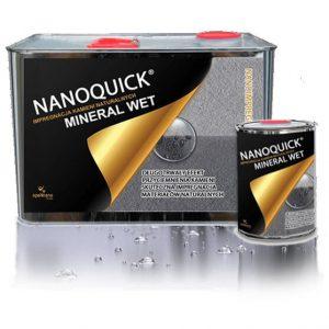 NANOQUICK® MINERAL WET impregnat nadający efekt mokrego kamienia