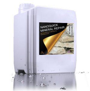 NANOQUICK® MINERAL REPAIR impregnat uzupełniający do powierzchni mineralnych