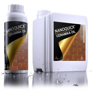 NANOQUICK® CERAMIKA OIL impregnat do powierzchni ceramicznych