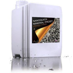 NANOQUICK® MINERAL FROST impregnacja kamienia przy temperaturach ujemnych