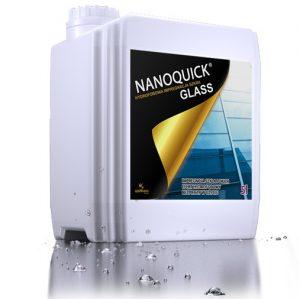 NANOQUICK® GLASS impregnat hydrofobowy do powierzchni szklanych