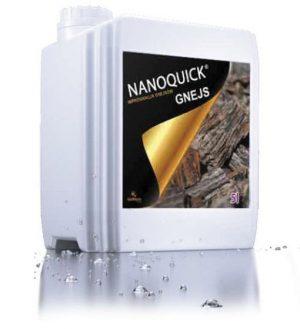 NANOQUICK® GNEJS impregnat hydrofobowy bezbarwny do gnejsu chłonnego