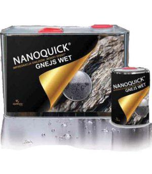 NANOQUICK® GNEJS WET impregnat nadający efekt mokrego kamienia