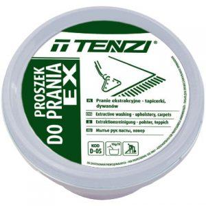 TENZI Proszek EX proszek do prania dywanów, tapicerki metodą ekstrakcyjną