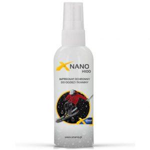 XNANO H100 impregnat do odzieży i obuwia hydrofobowy