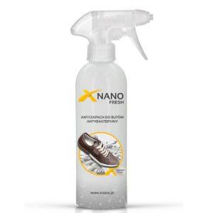 XNANO FRESH Odświeżacz, preparat antyzapachowy i antybakteryjny do obuwia