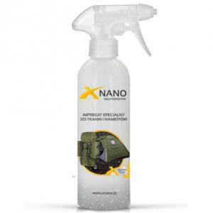 XNANO Wild Protect uniwersalny impregnat do namiotów, plecaków, odzieży turystycznej