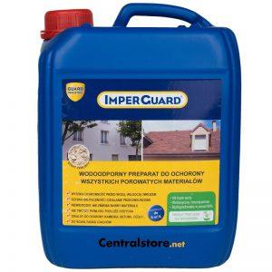 ImperGuard® impregnat bezbarwny do dachówek ceramicznych, ścian fasad, elewacji