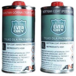 Ultra Ever Dry powłoka hydrofobowa przemysłowa impregnat ułatwiający utrzymanie czystości