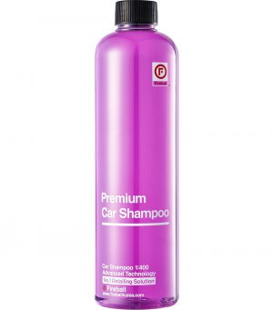 Fireball Premium Car Shampoo gęsta piana do mycia karoserii o neutralnym Ph