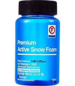 Fireball skoncentrowana aktywna piana Premium Active Snow Foam