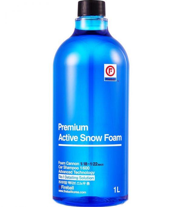 Fireball skoncentrowana aktywna piana Premium Active Snow Foam