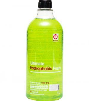 Fireball hydrofobowa piana odpychająca wodę Ultimate Hydrophobic Foam Olive Green
