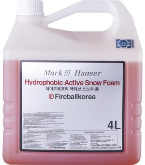 Fireball Ultimate Hydrophobic Foam Red Piana hydrofobowa