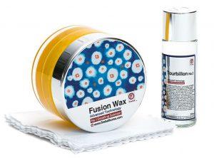 Fireball wosk hybrydowy Fuusion Wax + powłoka na wosk Tourbillon No.2