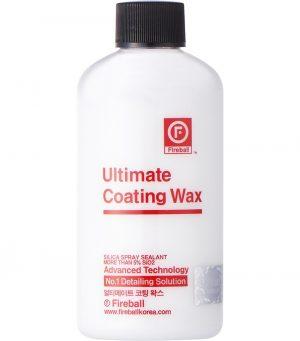 Fireball powłoka do lakieru samochodowego Ultimate Coating Wax
