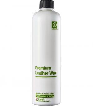 Fireball produkt do konserwacji tapicerki skórzanej Premium Leather Wax