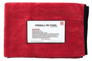 Fireball ręcznik do osuszania Pin Towel (RED LIMITED EDITION)