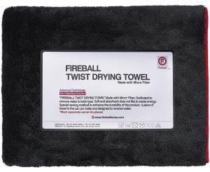 Fireball wytrzymały ręcznik do osuszania pojazdów Twist Drying Towel