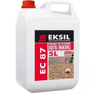 EKSIL EC-87 preparat do czyszczenia kostki barwionej, betonu i kamienia (KONCENTRAT)