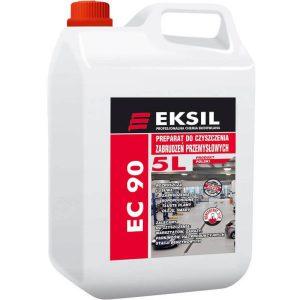 EKSIL EC-90 koncentrat do czyszczenia trudnych zabrudzeń i posadzek przemysłowych