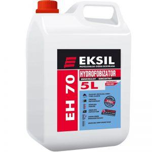EKSIL EH-70 impregnat hydrofobowy uniwersalny do kamienia, cegły, betonu (SKONCENTROWANY 1:5)