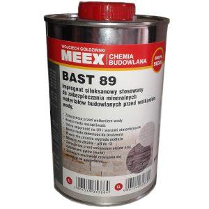 BAST 89 Impregnat siloksanowy stosowany do zabezpieczania mineralnych materiałów budowlanych