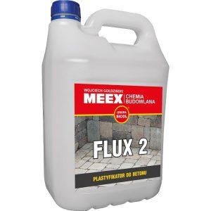 FLUX-2 uniwersalny plastyfikator do barwionych betonów i zapraw