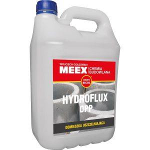 HYDROFLUX DPP plastyfikator wytwarzania wodoszczelnych betonów, zapraw i wylewek