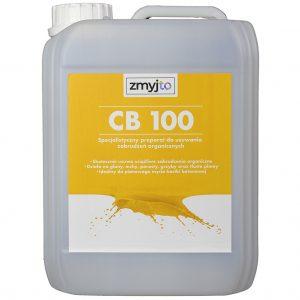 CB 100 specjalistyczny środek do czyszczenia kostki brukowej, betonu, dachówek, kamienia, klinkieru