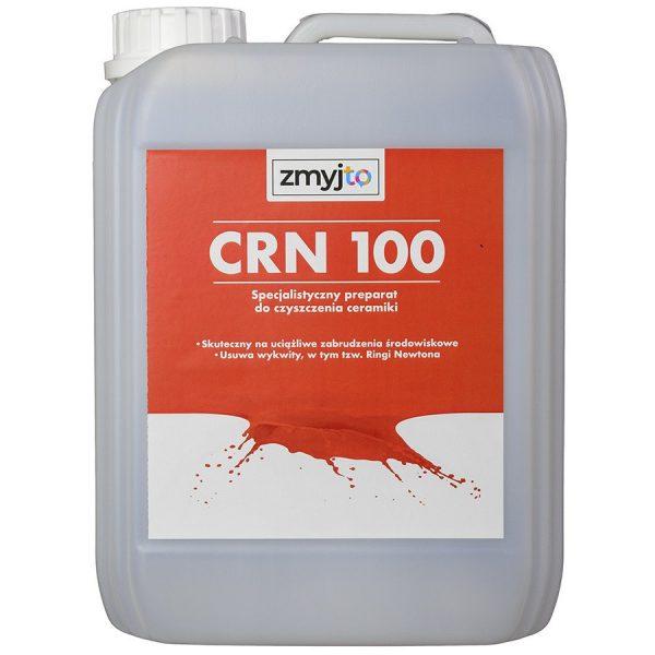 """CRN 100 profesjonalny czyścik do klinkieru, cegły, murów, usuwa """"ringi Newtona"""" wykwity wapienne oraz zaprawy"""