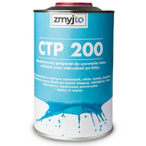 CTP 200 specjalistyczny zmywacz do kleju i śladów po taśmach, naklejkach