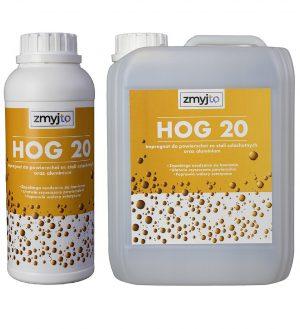 HOG 20 impregnat hydrofobizujący do konserwacji stali szlachetnej i aluminium