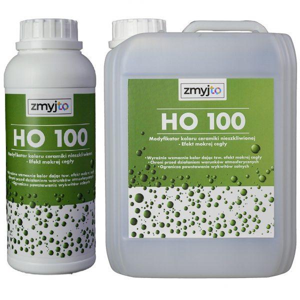 """HO 100 pogłębiacz koloru """"efekt mokry"""" do cegły, materiałów ceramicznych, betonu"""