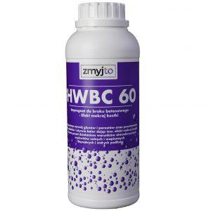 HWBC 60 impregnat do kostki brukowej betonowej z efektem pogłębionego koloru